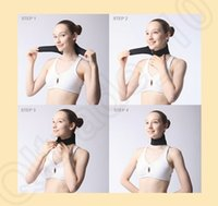 Wholesale 8000PCS MMA22 Neck Self Heat Brace Neck Support Neck Strap Tourmaline Self Heating Magnetic Therapy Neck Wrap Belt