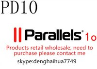 Wholesale Parallels Desktop for MAC PD10 virtual machine activation code serial number key Edition Multilingual For Mac