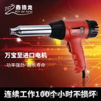 Wholesale plastic welder electric power tool welding gun thermal chimney Car sticker gun w