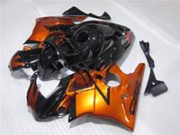Wholesale 3gifts New bike Fairing Kit For HONDA CBR600F2 CBR600FS CBR600 F2 CBR F2 F2 Cool orange black