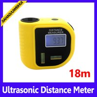 Wholesale 18m ft mini digital Ultrasonic Rangefinders CP