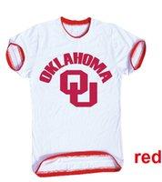 basketball polo shirts - Men Crimson Oklahoma Sooners NCAA Men Basketball Tournament Final Four Bound Charge T Shirt