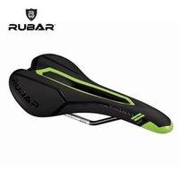 RUBAR Mountain Road VTT sella mtb Selle de selle pliant vélo pièces vélo / selle vélo noir selle confortable vélo pour hommes