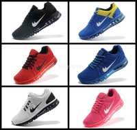 Wholesale New Air Max Running Shoes Fashion Women Mens Sports Sneakers KPU Material Airmax Training Athletic Walking Sneakers Eur