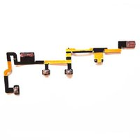 Wholesale Power On Off Switch Mute Volume Button Flex Cable for iPad nd Gen A1396 A1395