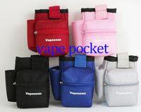 best selling bags - 2016 hot selling Best design vape pocket all in e cigarette bag vape pouch mini vapor bag