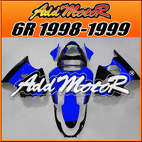 best free compression - Fairings Addmotor NewDesign Compression Mold ABS For Kawasaki ZX6R ZX R Blue Black K6834 Free Gifts Best Choice