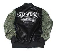 alpha military jackets - Fashion Military Bomber PU Leather Motorcycle MA1 Men Jacket YEEZUS Coat Alpha Camo Pilot Jackets Hip Hop Pilote Veste Homme