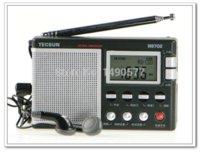 Wholesale Tecsun R Radio FM Stereo AM SW Dual Conversion High Sensitivity World band Receiver R9702 receiver azamerica