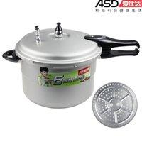 al por mayor aluminum cooker-Cocina de presión libre de la aleación de aluminio de la olla de presión del envío los 26cm jxt7526