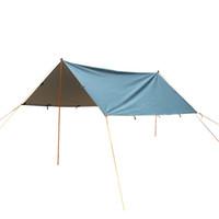 Wholesale Shade Cloth Canopy Multifunction Outdoor Fishing Camping Awning Waterproof UV Block Awning Camping Mat Mattress x M LIXADA order lt no