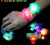 Wholesale 2016 NEW Cheap Fashion Kids LED Watch Toy Boys Girls Colorful Flash Watches Childred Cartoon Watch Toy Party decorations holiday gift watch