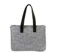 add shopping - 2016 Women s felt Tote Shoulder Bag Shopping bags Handbag drop shipping Can add logo