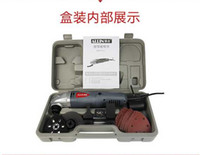 Wholesale oscillating Multi function power tools carpenter woodworking tool set with box packing