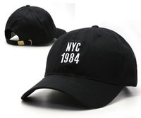 baseball hats nyc - 2016 hot brand Adjustable NYC golf sport Snapback Caps strapback panel Hip Hop Baseball hats bone casquette gorras planas