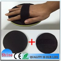 Wholesale Inch Car Cleaning Sponges Car Polishing Clay Pad Handle for Inch Clay Pad Clay Towel Car Wash before Wax