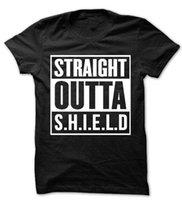 agent orange shirt - T1677 Agents of S H I E L D Inspired t shirt Straight Outta S H I E L D Men Woman s T Shirt T1677