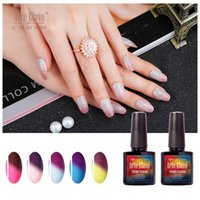 arte hot - Hot Sale Colors Arte Clavo Soak Off UV Gel Nail Polish Base Top Coat Manicure Set