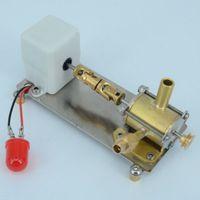 Wholesale Mini Turbine Steam Engine Power Generator Engine w LED
