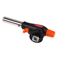 baking stove - Hot Butane Gas Blow Torch Auto Ignition Outdoor Welding BBQ Tool Outdoor Stove Tool H1E1 H210685