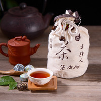 Wholesale Chinese Puer Tea Chrysanthemum Tastes Ripe Raw Roasted Puerh Mini Tuo Puer Tea Health Care from Yunnan China Secret Gift