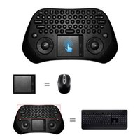Wholesale Measy GP800 USB Wireless Touchpad Touch Pad Air Mouse Keyboard Android PC Smart TV High Quality