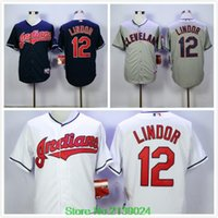 Wholesale Francisco Lindor Cleveland Indians jersey size extra small XS S xl