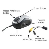 Wholesale Wired Mouse Digital Electronic Magnifier Reading Aid X Poor Vision Presbyopia