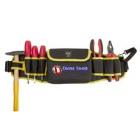 aluminum working tools - D oxford cloth multifunction tool waist bag toolkit high altitude work package yellow red styles random delivery