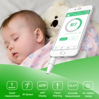 baby body thermometer - Household Electronic Didicer Baby Thermometer Kids Baby Child Adult Body Ear Temperature Measurement Tool CE FCC Passed