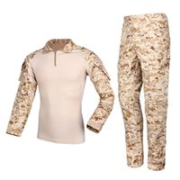 bdu lot - One set BDU set camouflage tactical military clothing army cargo pants combat trousers tactical pants GZ340057