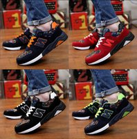 basketball tennis court - Top quality women men Balance Sport Sneakers Running Shoes Couple Shoes Easily breathable casual basketball tennis tourism shoes