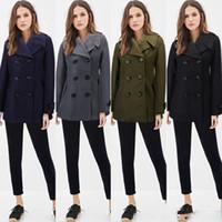 Cheap Womens Wool Military Coats | Free Shipping Womens Wool
