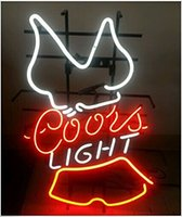 beer coors light - NEW Coors Light Glass Neon Sign Light Beer Bar Pub Sign Arts Crafts Gifts Sign X19 quot