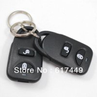Wholesale Keyless remote controllers universal car remote central lock locking alarm systems security car electronics keyless entry system M20992