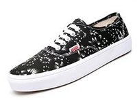 aluminum beading - Fashionable white run by Vance aluminum shoes WS004 canvas shoes Cheap sell fireworks black shoes Minimum order to sales