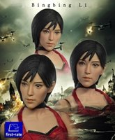 ada wong - First rate Biohazard Resident evil Ada Wong Head sculpt for quot Action figures in stock