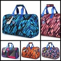 Wholesale 5 Colors Large Capacity Luggage Package Travel Hiking Backpack Gym Handbag Leisure Waterproof Sport Fashion Bag LJJL114