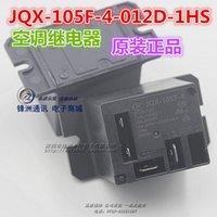 air conditioner relay - 105F black JQX F D HS pin V Air Conditioner Relay