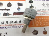 Wholesale MMF PE30 k potentiometer handle long black