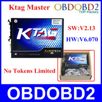 Wholesale Newest KTAG V2 K TAG Firmware V6 ECU Programming Tool K TAG Master Version No Tokens Limited Years Warranty