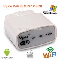 australia wireless - Wifi Wireless ELM327 Obd2 code reader Car Diagnostic Tool Scanner Adapter Code Reader for iOS Android Phone CY B16