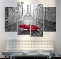 best beautiful scenery - NEW Modern city scenery printed on canvas beautiful pictures oil painting for best friends gift decoration art