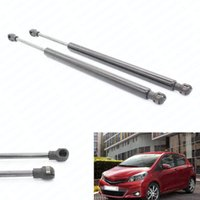Wholesale 2pcs set car Fits for Toyota Yaris Hatchback Gas Lift Supports Struts Prop Rod Arm Shocks