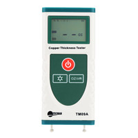 Wholesale High Precision Digital Copper Foil Thickness Tester Gauge for PCB Copper clad Plates LCD Backlight