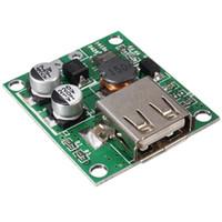 Популярные панели солнечных батарей Power Bank USB Напряжение зарядки контроллер Регулятор 6V 20V вход 5V 2A Выход для Универсального Smartphone