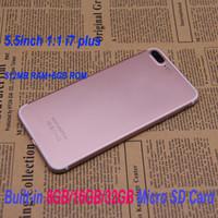 adding video card - 5 inch i7 Plus Goophone MTK6580 Quad Core M RAM GB ROM Show fake Octa Core bit G Lte add GB GB GB SD Card G Clone phone