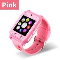 baby card messages - W90 Children Kid Wristwatch SIM Card digital android smartwatch sport watch for sony samsung lg xiaomi phone baby watch