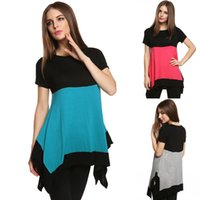 Wholesale New Hot Style Fashion Comfortable Europe And The United States Loose Large Yards Of Pregnant Women Clothing