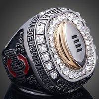 Wholesale STR0 NCAA Ohio State Buckeyes sale replica championship rings fashion men jewelry New Sport